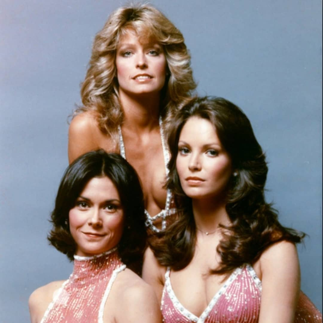 70's charlie's Angels